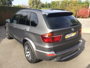 WINDOW TINTING BMW X5