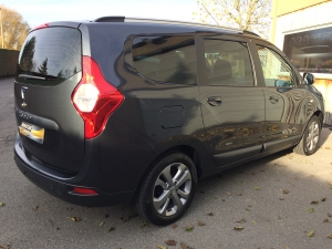 WINDOW TINTING DACIA LOGY
