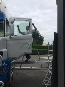 WINDOW TINTING SCANIA