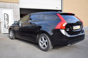 WINDOW TINTING VOLVO V 60